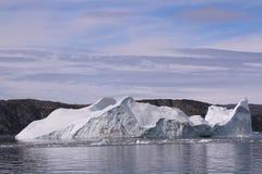 greenland góra lodowa Obrazy Royalty Free