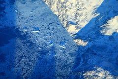 Greenland glacier Royalty Free Stock Photography