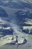 Greenland Glaciers Stock Image