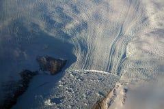 Greenland icy coast Royalty Free Stock Photo