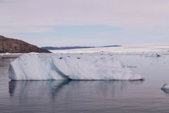 greenland isberg Fotografering för Bildbyråer