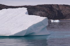greenland isberg Arkivfoton