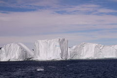 greenland isberg Royaltyfria Bilder