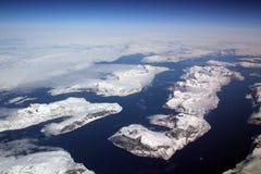 Greenland Landscape Royalty Free Stock Photos