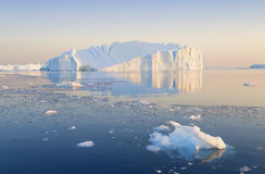Greenland Royalty Free Stock Photo