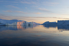 Greenland Royalty Free Stock Photography