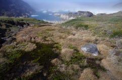 Greenland UNESCO World Heritage Site Stock Image