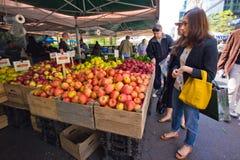 Greenmarket NYC Stock Photography