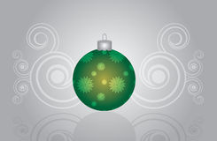 Greenornament illustration de vecteur