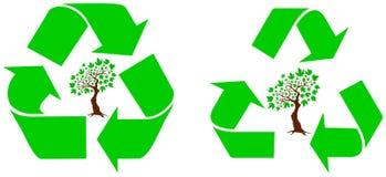 greenpeace drzewo Obrazy Stock