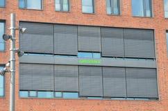 Greenpeace Headquarter Royalty Free Stock Photo