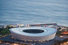 Greenpoint体育场开普敦南非 库存照片