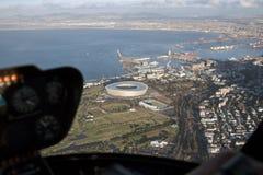 Greenpoint stadium Kapsztad zdjęcia royalty free