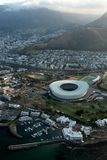 Greenpoint Stadium South Africa stock images