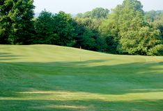 Greens And Fairways Stock Photography