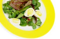 Greens Salad Stock Photo