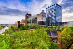Greensboro North Carolina Royalty Free Stock Images