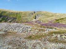 Greenside mining area, near Glenridding, Lake District Royalty Free Stock Image
