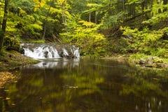Greenstone Falls Stock Image