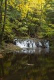 Greenstone Falls Stock Images