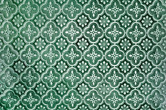 Greent背景厚玻璃板纹理 皇族释放例证