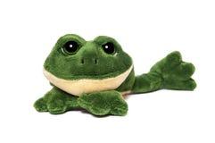 GreenToy Frog. Stock Image