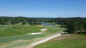 Greenville Alabama Robert Jones golfa trent ślad Zdjęcia Stock