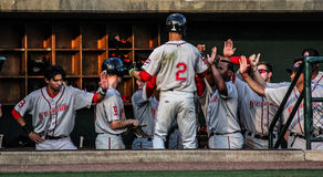 Greenville Drive Royalty Free Stock Photo