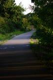 Greenway Честера стоковое фото rf