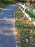 Greenway del valle de Roanoke fotografía de archivo