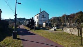 Greenway trainstation di Nowandthen Fotografia Stock