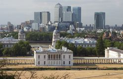 Greenwich Royalty Free Stock Photography