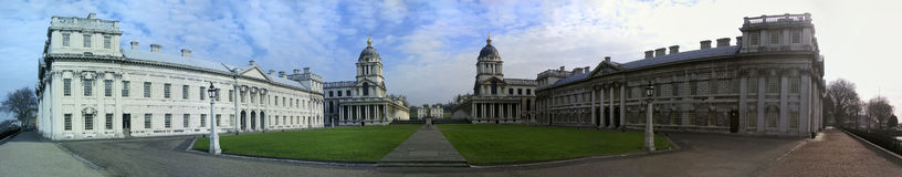 greenwich Royaltyfria Foton
