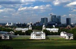 Greenwich Imágenes de archivo libres de regalías