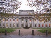 Greenwich-Collegeeingang Stockbilder