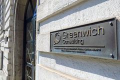 Greenwich Consulting munich Stock Photos