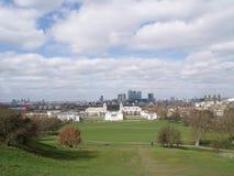 Greenwich di Londra Immagine Stock
