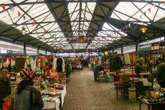 Greenwich-Einheimischmarkt Lizenzfreie Stockfotos