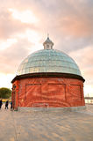 The Greenwich Foot Tunnel, East London Royalty Free Stock Photos