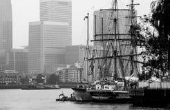 Greenwich-Großsegler-Festival 2014 Stockfoto