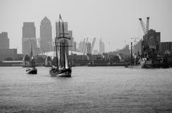 Greenwich-Großsegler-Festival 2014 Stockbild