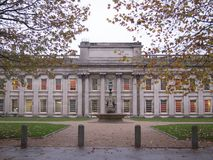 Greenwich högskolaingång Arkivbilder