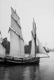 Greenwich högväxt skeppfestival 2014 Arkivbild