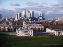 Greenwich, London Royalty Free Stock Images