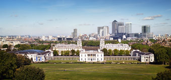 Greenwich, London. Royalty Free Stock Images