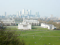 greenwich london Royaltyfri Bild