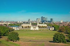Greenwich, London Royalty Free Stock Image