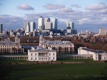 Greenwich, Londra Immagini Stock Libere da Diritti