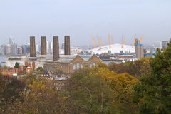 Greenwich, Londres Images libres de droits