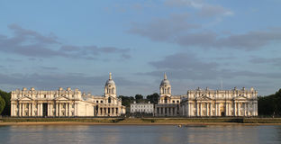 Greenwich naval college Stock Image